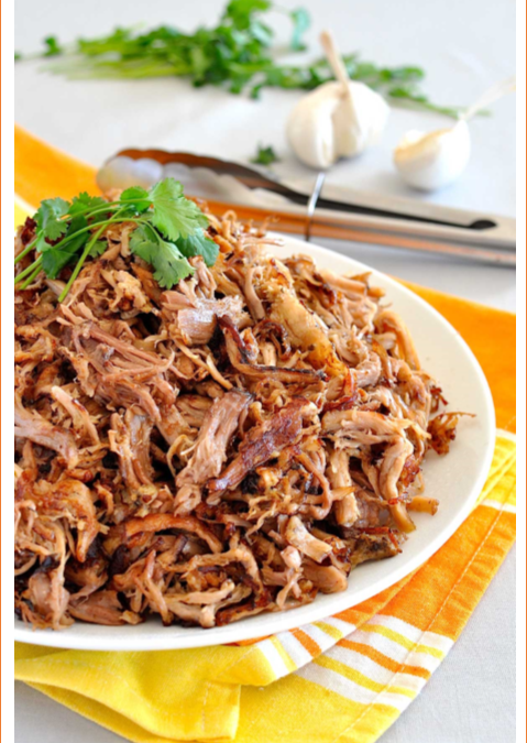 Crockpot Pork Carnitas Recipe
