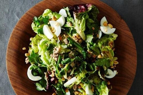 Warm Chicken Salad Recipe