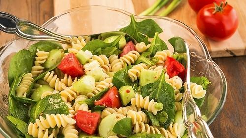 Peperonata Pasta Salad Recipe
