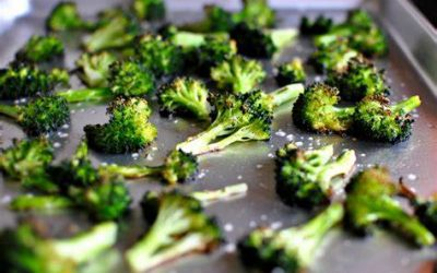 Smoky Roasted Broccoli Recipe