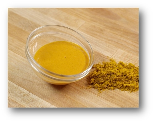Sweet Curry Dressing Recipe