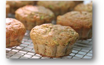 Oatmeal Zucchini Muffins Recipe