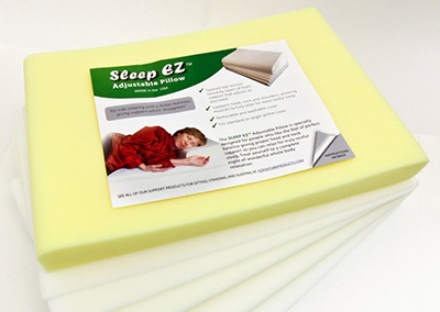 Sleep EZ Adjustable Pillow